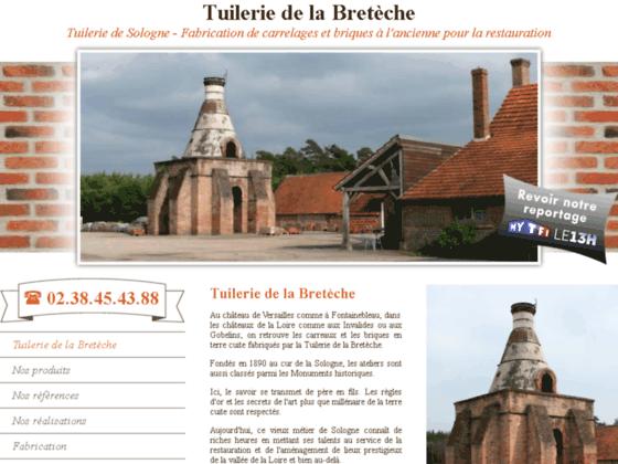 Photo image Tuilerie de la Bretèche