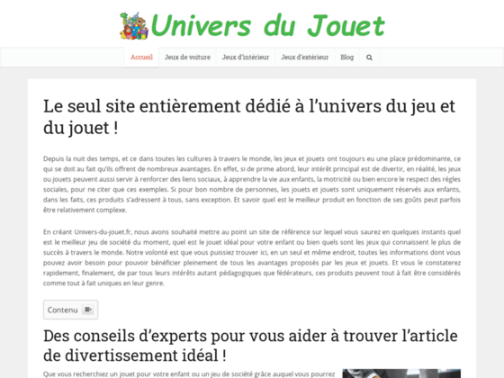 image du site http://univers-du-jouet.fr/