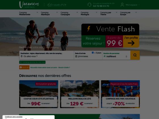 Détails : Mobil-homes en location : Vacances Campings