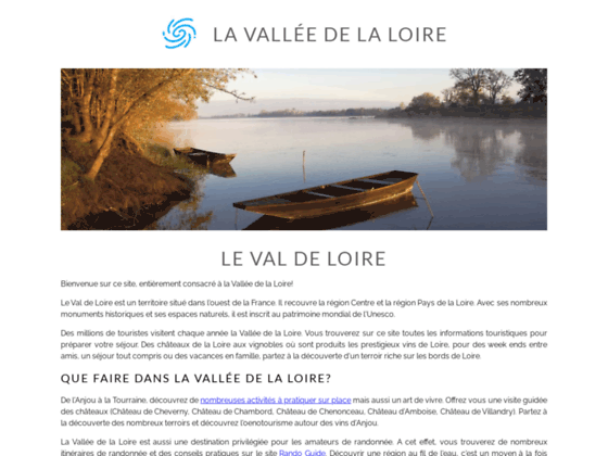 Détails : Où dormir dans un château dans la vallée de la Loire?
