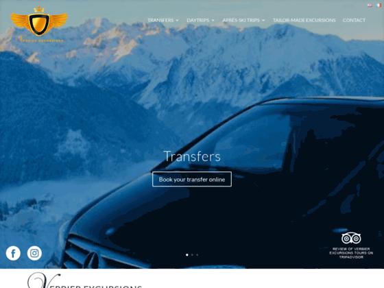 Détails : Taxi, transferts et excursions dans la région de Verbier