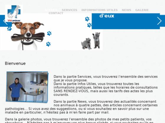 Détails : Vétaninac : Cabinet Vétérinaire à Walhain (Be)