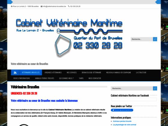 Détails : Cabinet vétérinaire Maritime