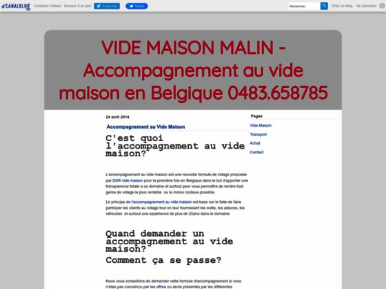 Détails : Entreprise de vide maison et grenier en Belgique