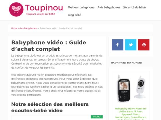 Détails : Vidéophone avec caméra intégré