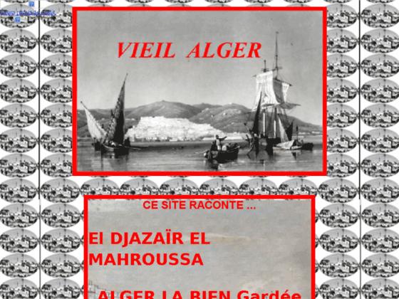 Photo image Vieil Alger