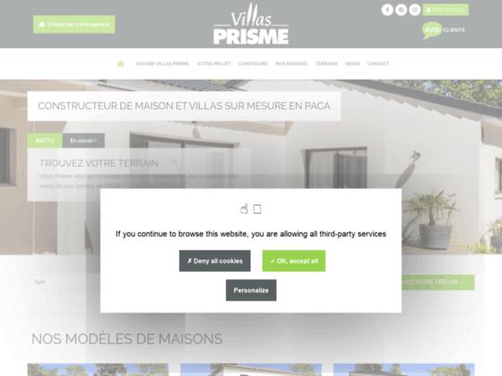 Détails : maisons provençales
