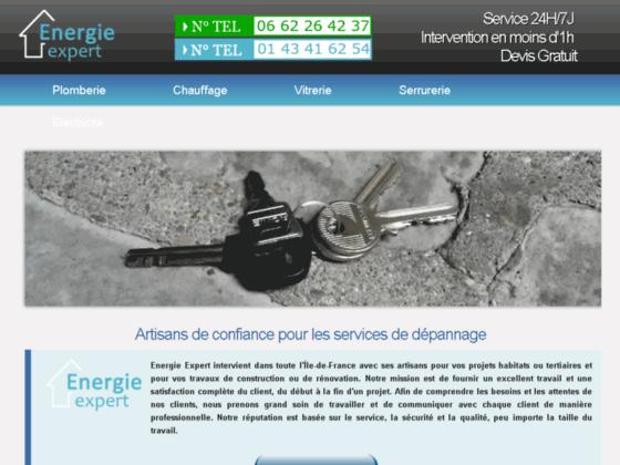Détails : Installation volet roulant Colombes