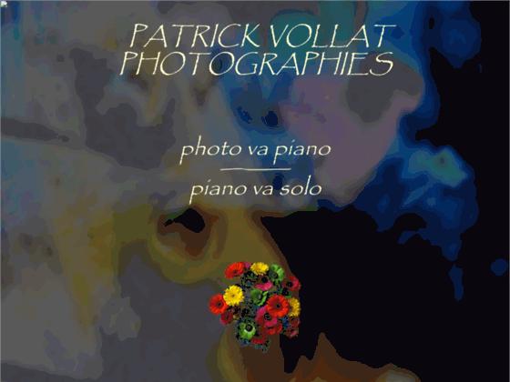 Détails : Photographe Patrick Vollat