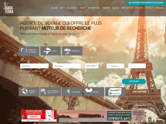 Détails : Aqua Terra: agence de voyage dans le sud