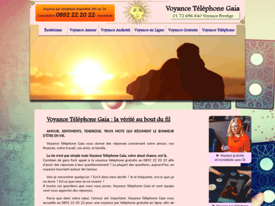 image du site https://voyance-telephone-gaia.com