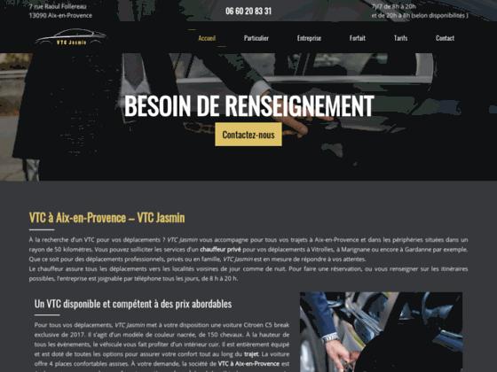image du site https://www.vtc-jasmin.fr/