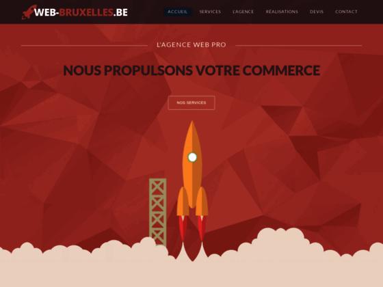 Détails : Création de site internet à bruxelles