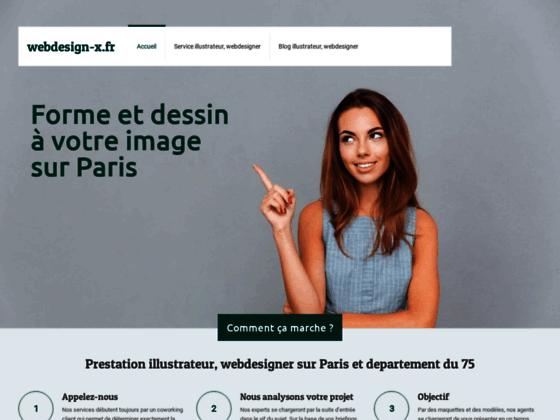 Détails : Webmaster paris