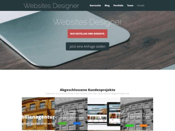 Détails : création site internet Metz