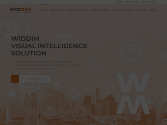 image du site http://widdim.com