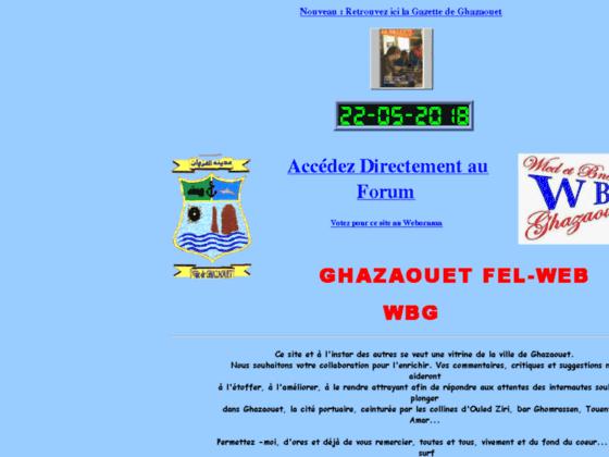 Photo image Ghazaouet Web
