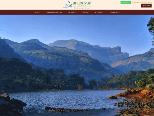 Anandvan Resort in Media | Bhandardara