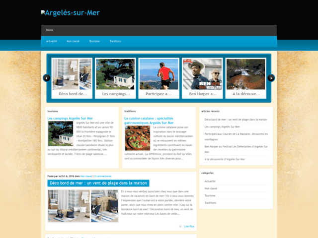 Survey of Argelès-sur-mer |   - Karaoke-israel.com