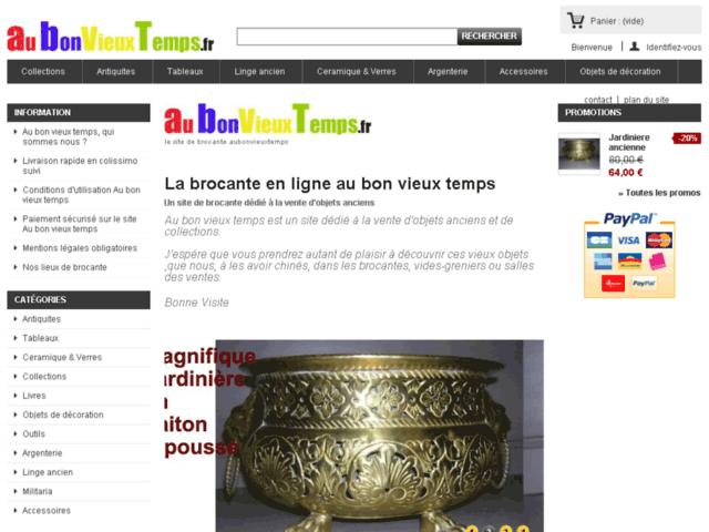 http://www.aubonvieuxtemps.fr