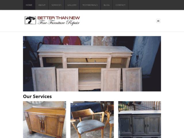Furniture Refinishing Glendale
