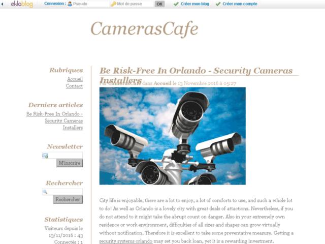 IP Cameras Orlando