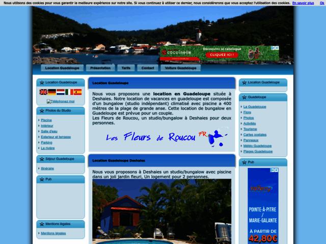 Survey of Location guadeloupe - location bungalow guadeloupe - location gites vacances deshaies guadeloupe  - Karaoke-israel.com