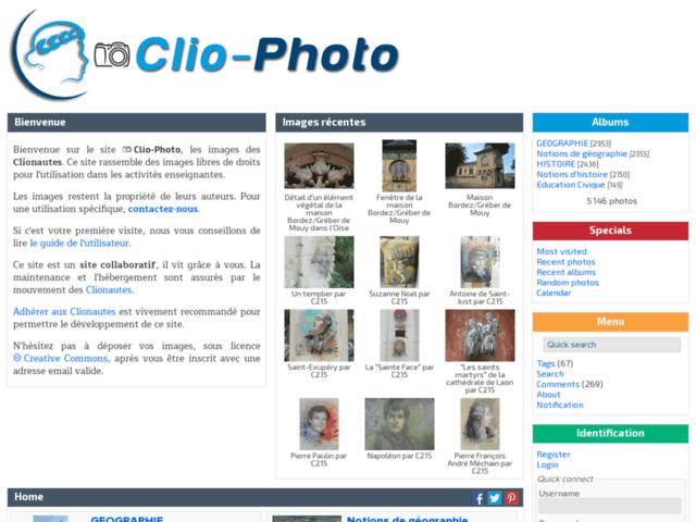 CLIO PHOTO
