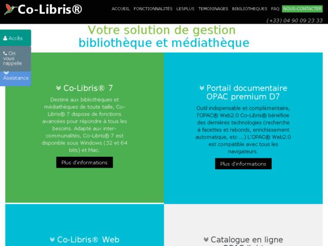 Survey of Co-libris® | logiciels de gestion de bibliothèques et médiathèques (sigb)  - Karaokeisrael.com