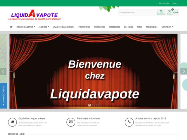 http://www.e-liquide-a-vapote.com