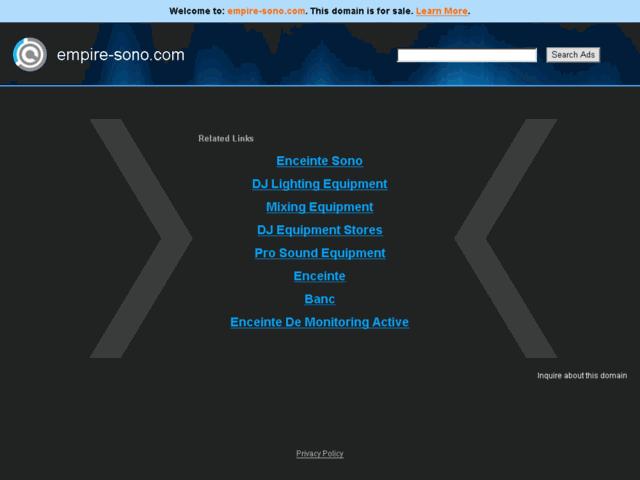 http://www.empire-sono.com