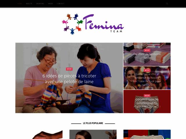 Survey of Femina team - le webzine sur les régimes et la vie au féminin  - Karaoke-israel.com