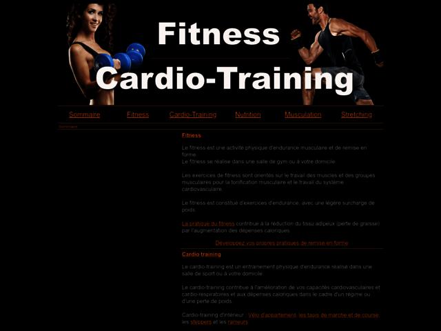 Survey of Fitness fitness cardio-training : fitness et cardio-training  - Karaoke-israel.com