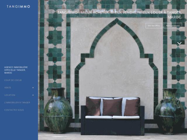 Survey of Agence immobilière officielle tanger, maroc - tangimmo  - Karaoke-israel.com