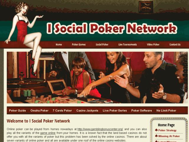 www.isocialpokernetwork.com/poker-guide