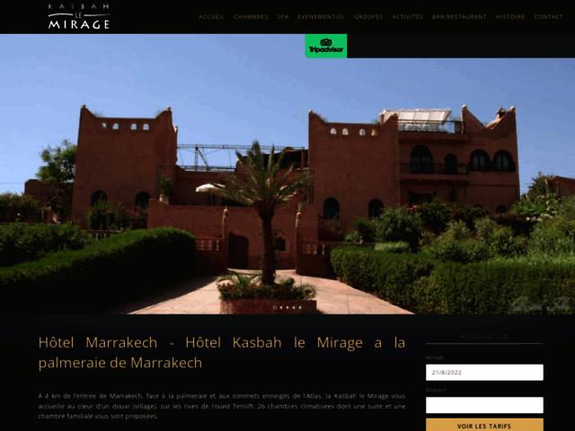 Survey of Hotel marrakech - hotel kasbah le mirage à la palmeraie de…  - Karaoke-israel.com