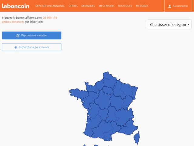 Le bon coin class dans les meilleurs sites 2014 - Leboncoin fr rencontre ...