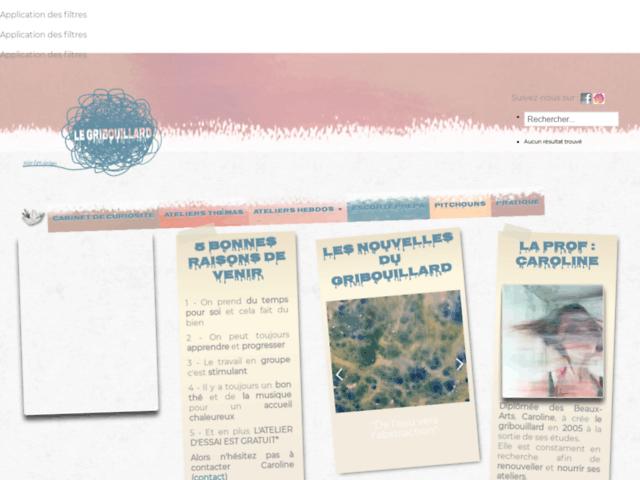 Survey of Le gribouillard, cours et stages d'arts plastiques  - Karaoke-israel.com