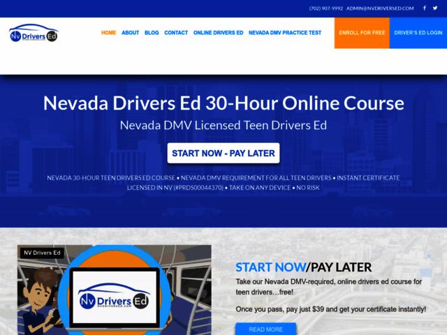 driving school las vegas