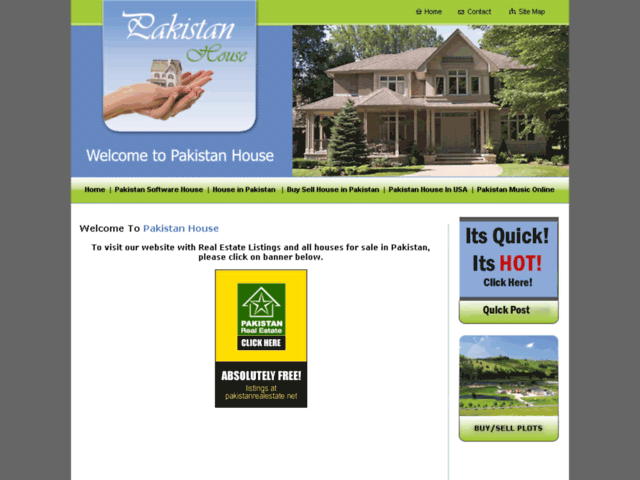 Pakistan House buy and sell house islamabad, karachi lahore