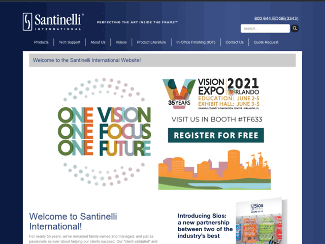 Gerard Santinelli: Marketing and Sales Dirctor