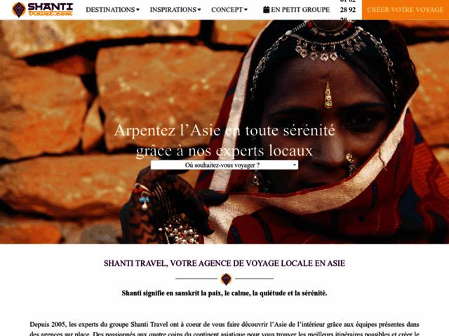 Survey of Voyages et circuits sur mesure en asie / inde - agence shanti travel  - Karaoke-israel.com