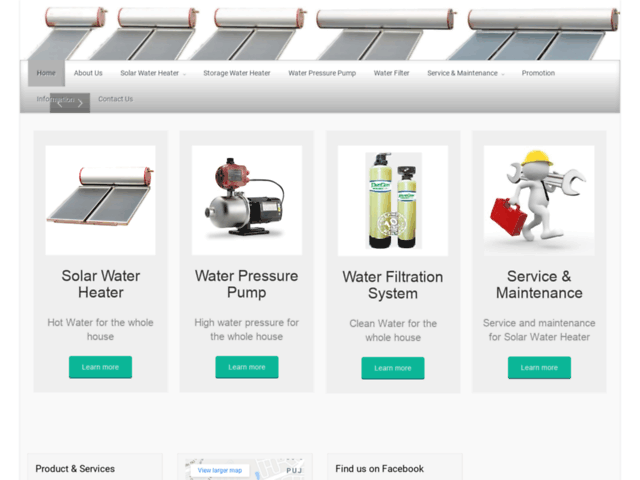 SUMMER Solar Water Heater Manufacturer Malaysia
