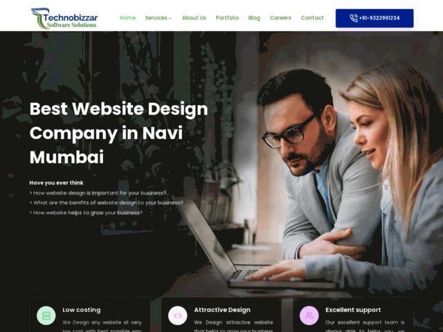 Website and App designer & developer navi Mumbai