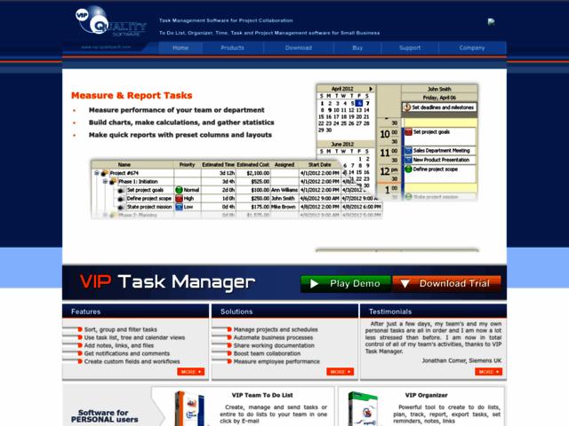 Miniature de VIP Task Manager Professional Edition