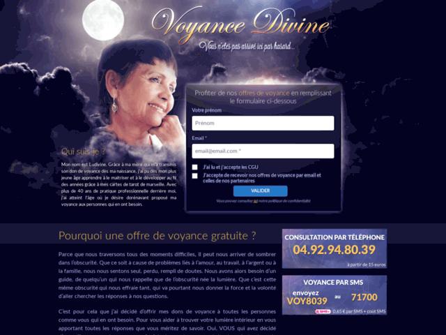Survey of Voyance gratuite et immédiate - voyance divine  - Karaoke-israel.com