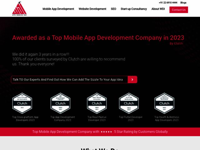 Web Development Company in India | Website Developers India