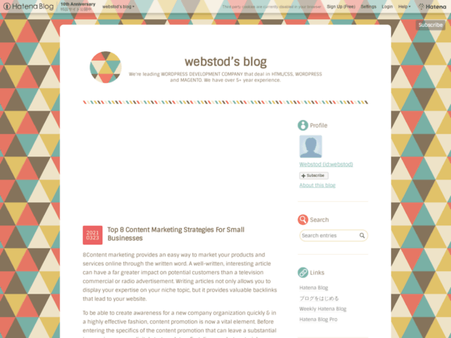 The Best Content Writing Services To Propel Your Online Business - webstod's blog