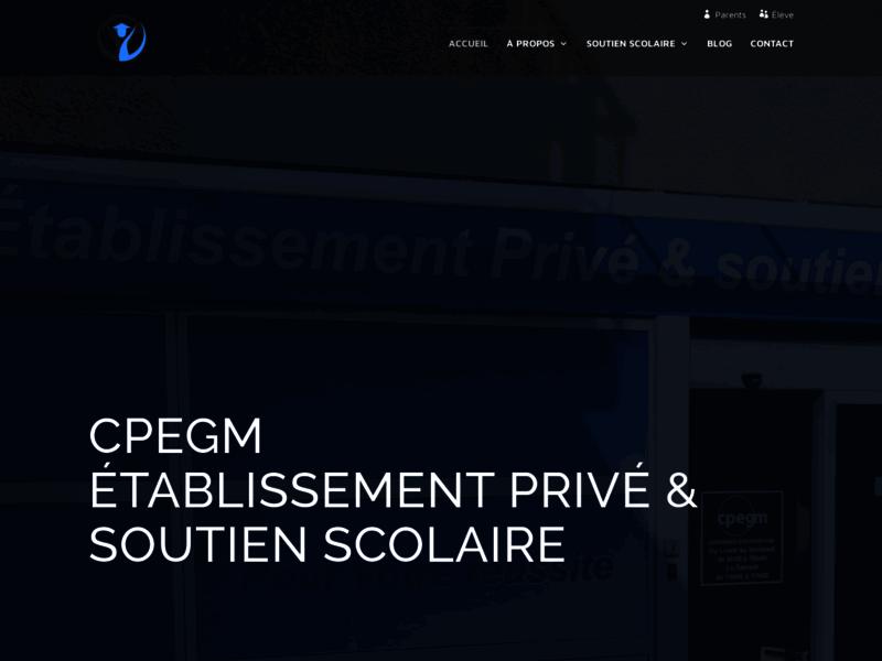 Accompagnement sur mesure pour chaque élève grâce à cpegm.fr