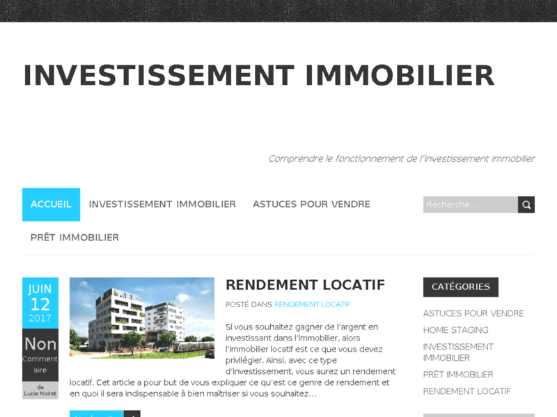 InvestImmobilier